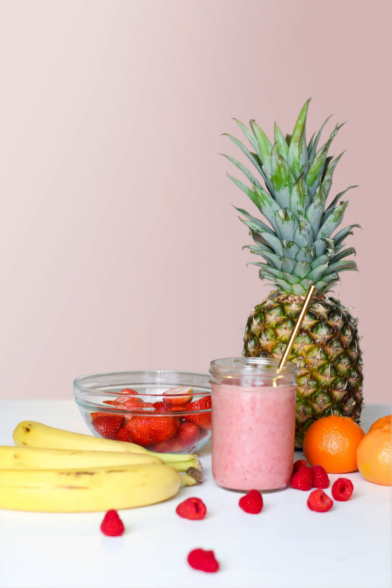 Healthy Smoothie Recipes To Try At Home